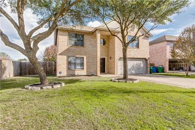 Pflugerville Single Family Home For Sale: 616 Palitine Ln