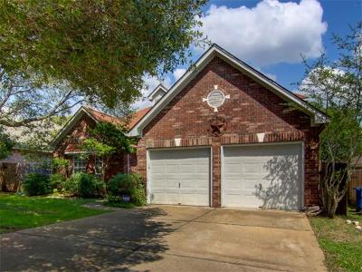 Austin Single Family Home For Sale: 10836 Redmond Rd
