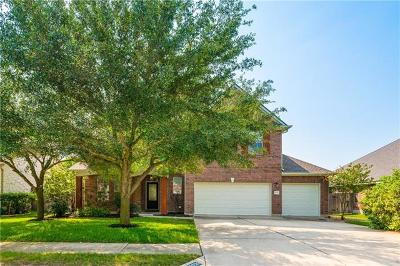 Pflugerville Single Family Home For Sale: 20721 Windmill Ridge St