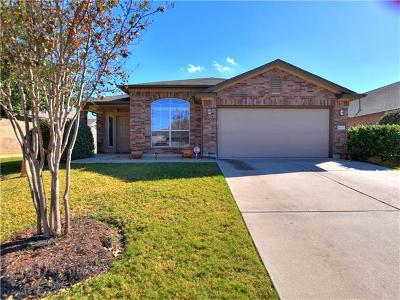 Austin Single Family Home Pending - Taking Backups: 14025 NW Boquillas Canyon Dr