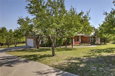 Dripping Springs Single Family Home For Sale: 10225 Hill Country Skyline