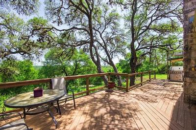 Hays County Single Family Home For Sale: 16004 Scenic Oaks Trl