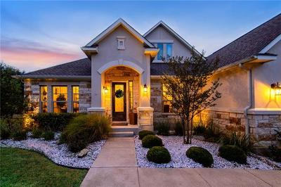 Dripping Springs Single Family Home For Sale: 9525 Stratus Dr