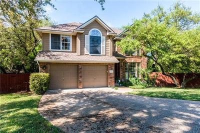 Hays County, Travis County, Williamson County Single Family Home For Sale: 6328 Clarion Dr