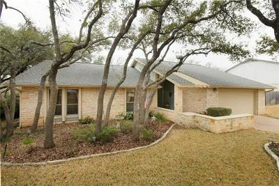 Hays County, Travis County, Williamson County Single Family Home For Sale: 6703 Saint Andrews Way