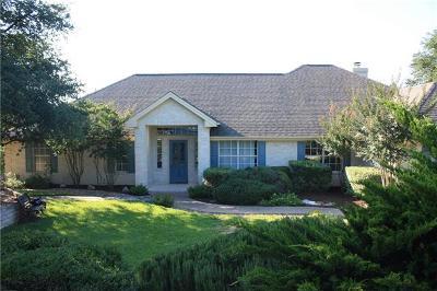 Lakeway Single Family Home Pending - Taking Backups: 116 Hazeltine Dr