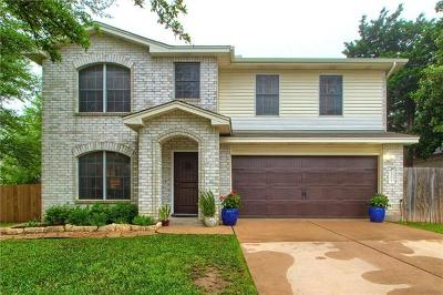 Cedar Park Single Family Home For Sale: 1503 Sedbury Way