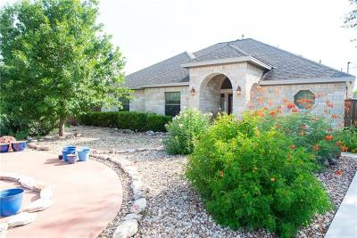 Cedar Park Single Family Home Pending - Taking Backups: 609 S Cougar Ave
