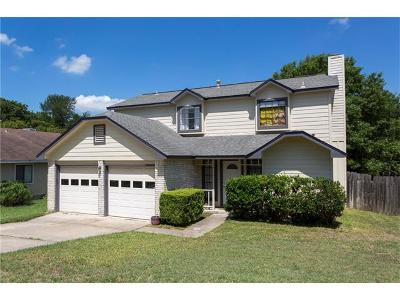 Travis County Single Family Home For Sale: 12012 Thompkins Dr