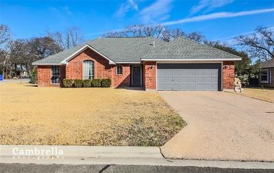 Cedar Park Single Family Home For Sale: 606 Dewberry Dr