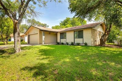 Single Family Home For Sale: 2102 Singletree Ave
