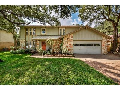 Austin Single Family Home For Sale: 7303 Grass Cv