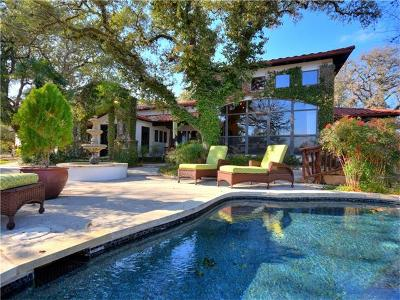 Wimberley Single Family Home For Sale: 4100 Fischer Store Rd