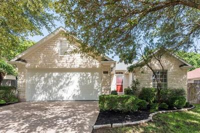 Cedar Park Single Family Home For Sale: 913 Dover Pass