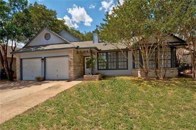 Austin Single Family Home For Sale: 5806 Abilene Trl