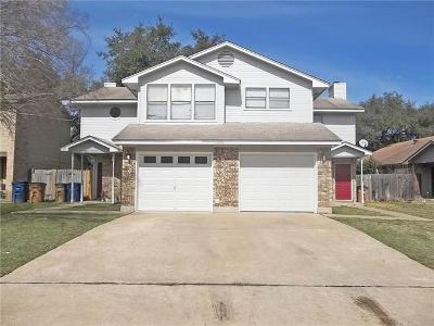 Multi Family Home For Sale: 2604 Alcott Ln