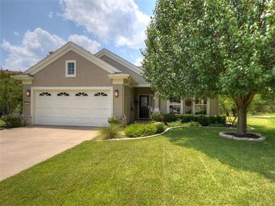 Georgetown Single Family Home Pending - Taking Backups: 512 Lake Sommerville Trl