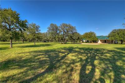 Burnet County Single Family Home For Sale: 1723 County Road 403