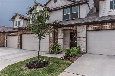 Cedar Park TX Condo/Townhouse For Sale: $265,000
