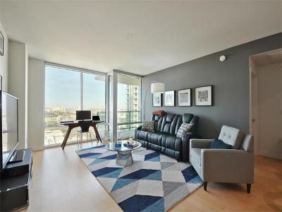 Travis County Condo/Townhouse For Sale: 300 Bowie St #2606