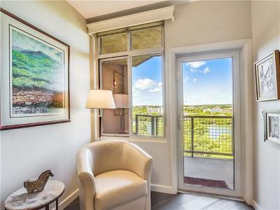 Austin Condo/Townhouse For Sale: 54 Rainey St #916