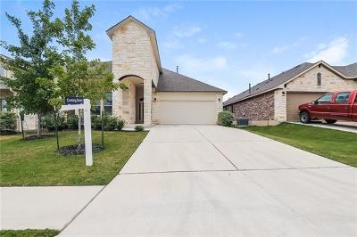 Leander Single Family Home For Sale: 625 Carly Ann Ln