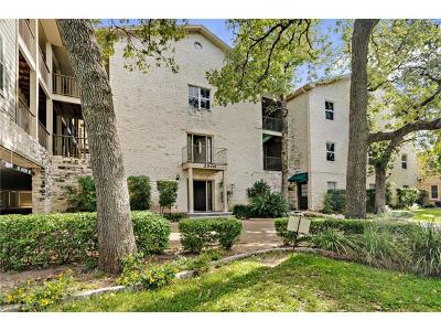 Travis County Condo/Townhouse For Sale: 2508 Enfield Rd #14