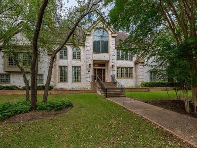 Austin Rental For Rent: 4226 Hidden Canyon Cv