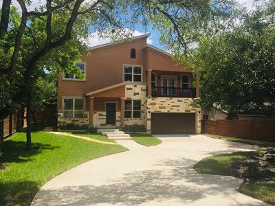 Cedar Park Single Family Home For Sale: 2214 N Cannes Dr