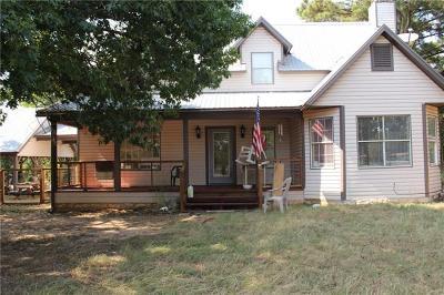 Bastrop Single Family Home For Sale: 656 Fm 1441