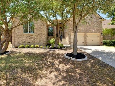 Spicewood Single Family Home For Sale: 5232 Texas Bluebell Dr
