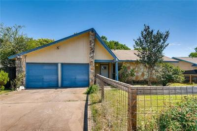 Austin Single Family Home Pending - Taking Backups: 4624 Button Bend Rd