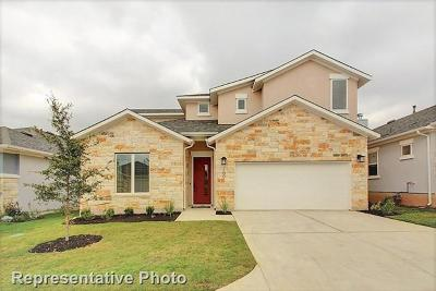 Cedar Park TX Single Family Home For Sale: $361,413