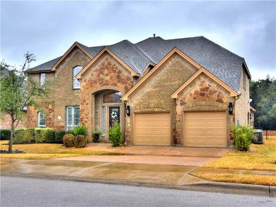 Round Rock Single Family Home For Sale: 1132 Waimea Bnd