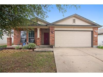 Hutto Single Family Home For Sale: 208 Altamont St