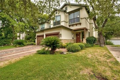 Austin Single Family Home For Sale: 3610 Bridle Path #B