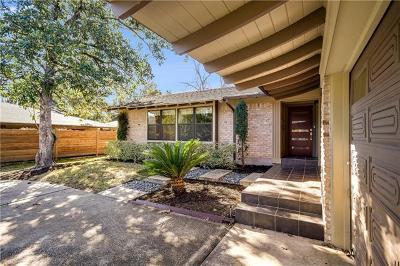 Austin Single Family Home For Sale: 5914 Carleen Dr