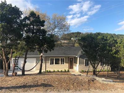 Lago Vista Single Family Home For Sale: 21002 Brewer Ln