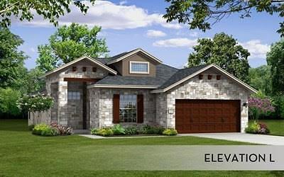 Leander Single Family Home For Sale: 1028 Feldspar Stream Way
