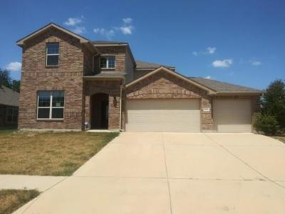 Killeen Single Family Home For Sale: 6207 Serpentine Dr