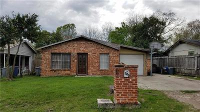 Austin Single Family Home For Sale: 205 Ainsworth St