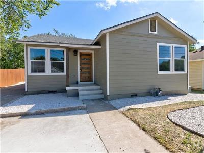 Austin Single Family Home For Sale: 4608 Wally Ave