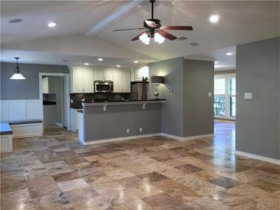 Austin Single Family Home For Sale: 8312 Arboles Cir