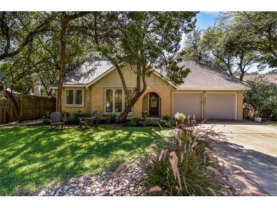 Austin Single Family Home For Sale: 4003 Madrid Cv