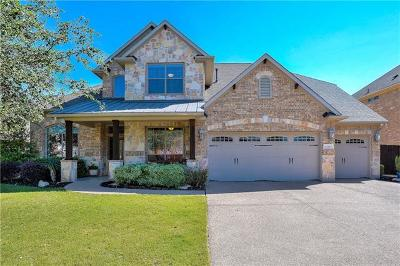 Round Rock Single Family Home Pending - Taking Backups: 2813 Desert Candle Dr