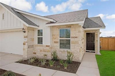 Leander Single Family Home For Sale: 1212 Low Branch Ln