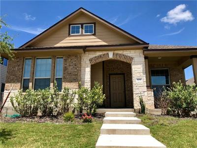 San Marcos Single Family Home For Sale: 106 Alford St