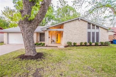 Austin Single Family Home For Sale: 10005 Oak Hollow Dr
