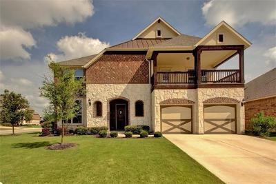Pflugerville Single Family Home For Sale: 2800 Windy Vane Dr