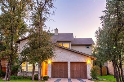 Travis County, Williamson County Single Family Home For Sale: 6009 Woodcrest Dr